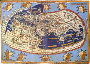 Mappemonde Ptolémée