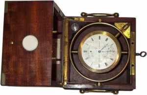 Chronomètre de Marine