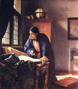 J. Vermeer, 1668-1669